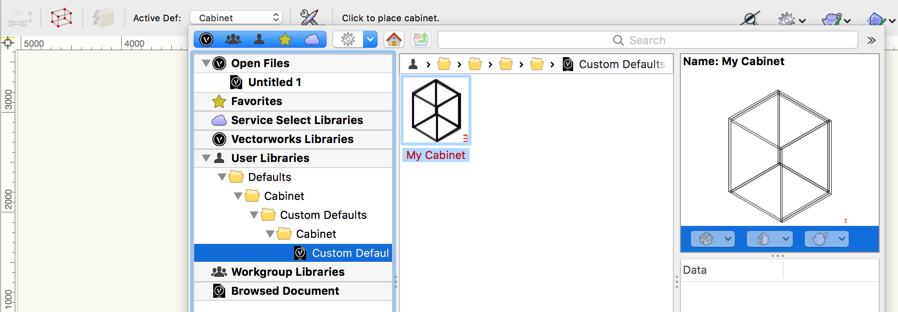Settings Dialog - interiorcad Manual - Confluence